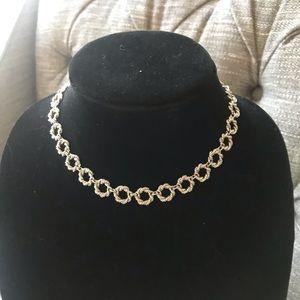 Trifari Silver-tone Necklace